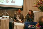 Mobile Dating Focus Group - with Julie Spira at the 34th iDate2013 Los Angeles