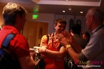 Networking at the June 5-7, 2013 California Internet and Mobile Dating Business Conference