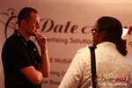 Networking at the 34th Mobile Dating Industry Conference in Los Angeles