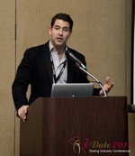 David Benoliel (VP of Avid Life Media) at Las Vegas iDate2013