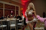 Show Starter (and Show Stopper) at the January 17, 2013 Internet Dating Industry Awards Ceremony in Las Vegas