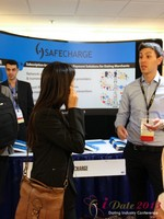 SafeCharge (Payment Industry Sponsor) at iDate2013 Las Vegas