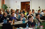 Audience  at the September 7-9, 2014 Mobile and Online Dating Industry Conference in Koln