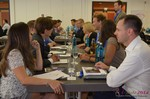 Speed Networking among Dating Industry Executives  at the 2014 Euro Online Dating Industry Conference in Koln