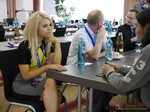 Speed Networking among Dating Industry Executives  at the 11th Annual Euro iDate Mobile Dating Business Executive Convention and Trade Show