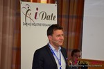 Clive Ryan, Regional Business Development Manager for Facebook  at the 11th Annual Euro iDate Mobile Dating Business Executive Convention and Trade Show