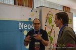 Exhibit Hall, Neo4J Sponsor  at the 2014 Euro Online Dating Industry Conference in Koln