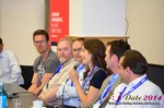 Final Panel of Dating Industry CEOs and Thought Leaders  at the September 8-9, 2014 Koln Euro Online and Mobile Dating Industry Conference