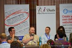 Wayne May of ScamSurvivors, Final Panel  at the September 8-9, 2014 Koln Euro Online and Mobile Dating Industry Conference