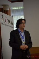 Francesco Nuzzolo, France Manager for Dating Factory  at the September 8-9, 2014 Koln Euro Online and Mobile Dating Industry Conference