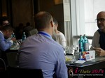 Lunch  at the September 8-9, 2014 Koln Euro Online and Mobile Dating Industry Conference