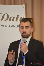 Matthew Banas, CEO of NetDatingAssistant  at iDate2014 Koln