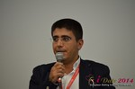 Can Iscan, VP Business Development at Neomobile / Onebip  at the 2014 Koln Euro Mobile and Internet Dating Expo and Convention