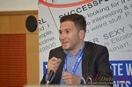 Alessandro Bruno-Bossio, Head of Sales at Neteller  at the 2014 Euro Online Dating Industry Conference in Koln