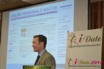 Mark Brooks from Online Personals Watch, 10th Annual State of the European Dating Industry  at iDate2014 Koln