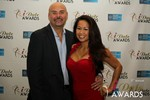 Sean Kelley & Carmelia Ray  at the 2014 iDate Awards Ceremony