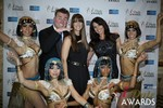 Luxury Excursions  at the 2014 iDateAwards Ceremony in Las Vegas held in Las Vegas
