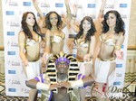 The iDate Dancers at the 2014 Internet Dating Industry Awards Ceremony in Las Vegas