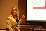 Andrea Miller - Founder of Yourtango at iDate2014 Las Vegas
