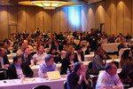 Audience at Final Panel Debate at the 37th International Dating Industry Convention