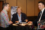 Networking at the January 14-16, 2014 Internet Dating Super Conference in Las Vegas