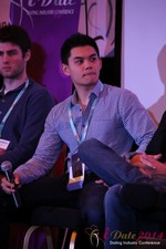 Kevin Feng - Dating Super-Affiliate at the 2014 Internet Dating Super Conference in Las Vegas