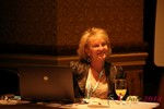 Julie Ferman - Moderator: Matchmaker & Dating Coach Panel at the 2014 Internet Dating Super Conference in Las Vegas