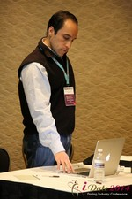 Oscar Estupian - Vice President @ Mentis Dating at the January 14-16, 2014 Internet Dating Super Conference in Las Vegas