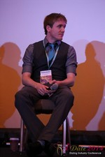 Steve Dean - CEO of Dateworking at the 2014 Las Vegas Digital Dating Conference and Internet Dating Industry Event