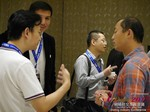Business Networking  among C-Level Dating Industry Executives at the May 28-29, 2015 Beijing Asia Internet and Mobile Dating Industry Conference