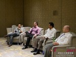 Final Panel - Dating Industry Executives at the May 28-29, 2015 Mobile and Internet Dating Industry Conference in Beijing