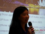 Violet Lim - CEO of Lunch Actually at the May 28-29, 2015 Beijing Asia Internet and Mobile Dating Industry Conference