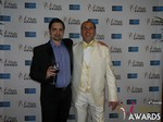 Arthur Malov and Marc Lesnick in Las Vegas at the 2015 Online Dating Industry Awards