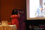 Charreah Jackson from Essence Magazine - Viral Marketing for Matchmakers and Date Coaching at the 40th International Dating Industry Convention