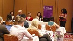 Dating Events Panel for Matchmakers and Dating Coaches - Deanna Lorraine, Mark Owen, Kimberly Seltzer, Tracy Lee and Damona Hoffman at the January 20-22, 2015 Las Vegas Online Dating Industry Super Conference