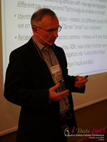 George Kidd Chief Executive From The Online Dating Association ODA  at the 42nd international iDate conference for global dating professionals in London