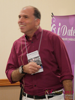 Marc Lesnick Speaking On Utail And Social Promotion For Dating Operators   at the 2015 iDate Mobile, Online Dating and Matchmaking conference in London