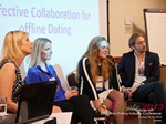 Panel On Effective Collaboration For Offline Dating At at the 42nd iDate2015 London convention