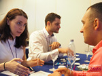 Business Speed Networking at the 45th Premium International Dating Business Conference in Cyprus