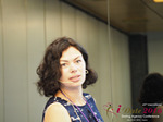 Elena Sosnovskaya - CEO of Megalove at the 45th iDate P.I.D. Industry Trade Show