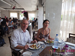 Lunch Among Dating Agencies at the 45th Premium International Dating Industry Conference in Limassol,Cyprus