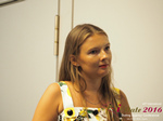 Svetlana Mukha - CEO of Diolli at the 45th iDate Dating Agency Business Trade Show
