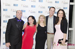 Media Wall  in Miami at the January 26, 2016 Internet Dating Industry Awards