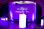 Wayne May Presenting the Best New Technology Award in Miami at the January 26, 2016 Internet Dating Industry Awards