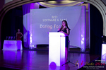 Jenny Gonzalez of Dating Factory Winner of Best Dating Software & Saas at the 2016 Miami iDate Awards