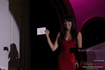 Julie Spira Presenting the Best Mobile Dating App Award at the 2016 Miami iDate Awards Ceremony