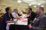 Speed Networking entre CEOs e Executivos at the 43rd International Dating Industry Convention