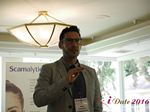 John Volturo (CMO, Spark Networks)  at the 2016 Los Angeles Mobile Dating Summit and Convention