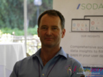 Mark Brooks - (CEO of Courtland Brooks) at the 48th iDate Mobile Dating Negócio Trade Show