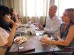 Lunch at the July 19-21, 2017 Minsk Premium International Dating Industry Conference